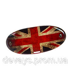 Заколка Great Britain flag
