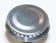 Рассекатель газовой плиты пятачок нержавеющий маленький
