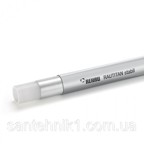 Труба Rehau Rautitan Stabil 20х2.9 мм для водоснабжения и отопления