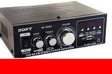 Підсилювач звуку Sony AK-699D + FM, USB, Суперціна