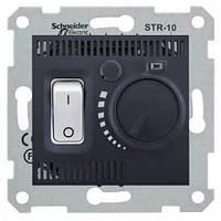 Термостата для тёплых полов Schneider-Electric Sedna SDN6000370 графит
