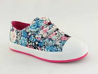 Детская спортивная обувь кеды Шалунишка:200-009,р.33,36,37
