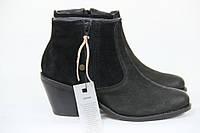 Ботинки женские фирменные натуральная кожа