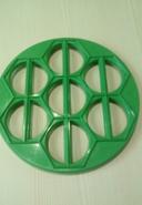 Форма Вареники пластик