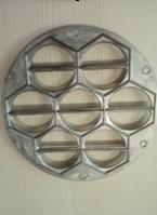 Форма Вареники алюминий