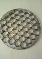 Форма Пельмени алюминий