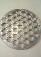 Форма Пельмени алюминий облегченная
