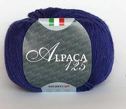 Пряжа Seam Италия Альпака 125 код 6890