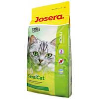 Josera SensiCat для котов с чувствительным пищеварением