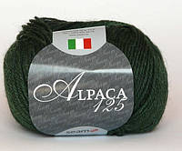 Пряжа Seam Италия Альпака 125, код 7910