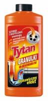 Гранули для чистки труб Tytan 500g (18шт/ящ)