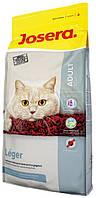 Акция Корм Josera йозера Leger лиже 10кг для взрослых кошек с избыточным весом
