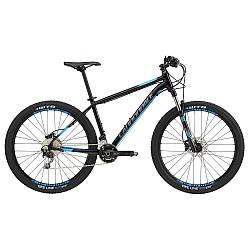 "Велосипед 29"" Cannondale TRAIL 3 2017 BLK черный"