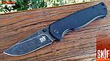 Ніж SKIF Slogger BSW G-10 чорний, фото 3