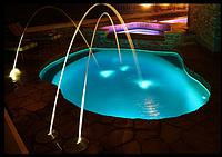 Светящиеся струи для бассейна MagicStream LAMINAR LED
