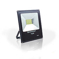 Евросвет Прожектор LED EVRO LIGHT EV-70-01 70W 95-265V 6400K 5600lm SMD