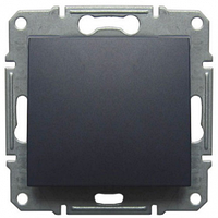 Заглушка  Schneider Electric Sedna SDN5600170 графит