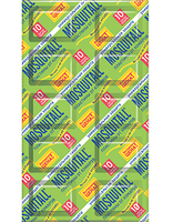 Пластины   комаров Mosquitall Универсальная защита, 10 шт