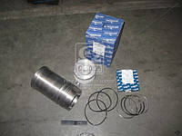 Гильзо-комплект (236-1004005) ЯМЗ 236 (ГП +кольца) (гр.Б) П/К (пр-во ЯМЗ)