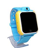 Smart baby watch Q200 Оригинал! Синий