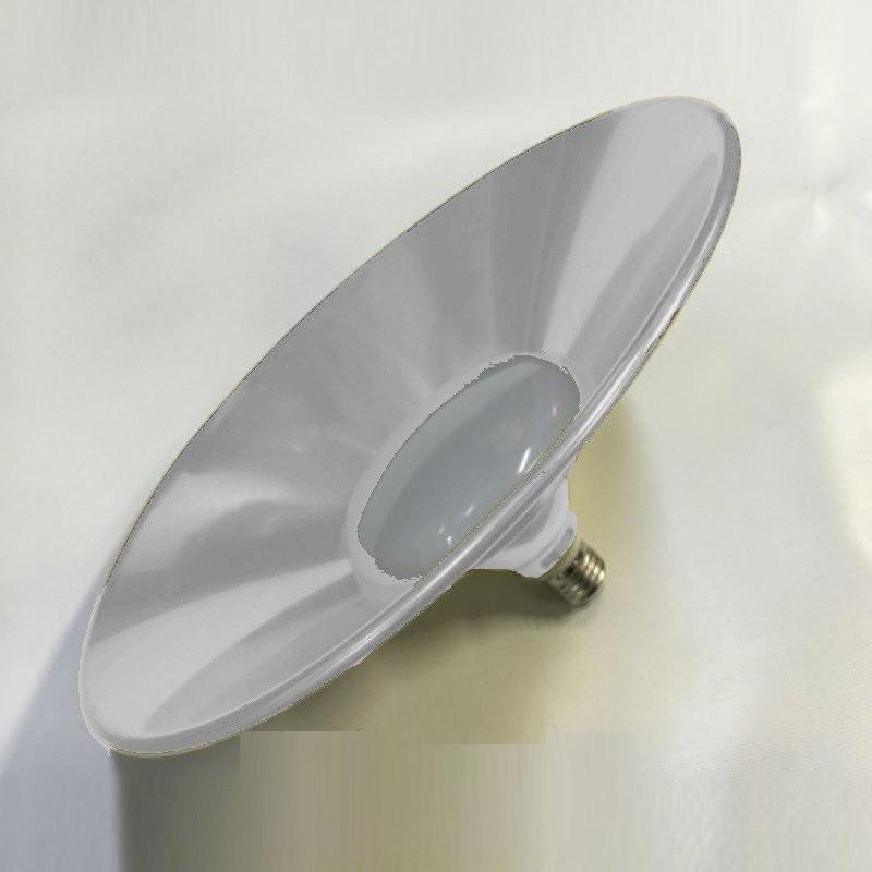 Светодиодная лампа Lemanso 18W + отражатель серебро