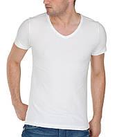Белая футболка без надписей