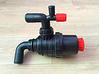 """Фильтр малый 40мм с клапаном """"Agroplast"""""""