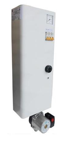 Котел электро с насосом ТермоБар Ж7-КЕП 12 кВт 380В