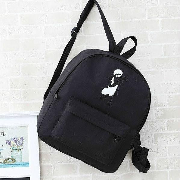 Рюкзак городской с рисунком Овечки