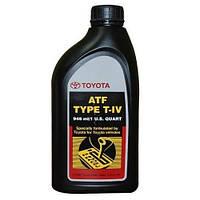 Трансмиссионное масло Toyota ATF T4 00279-000T4 1QT