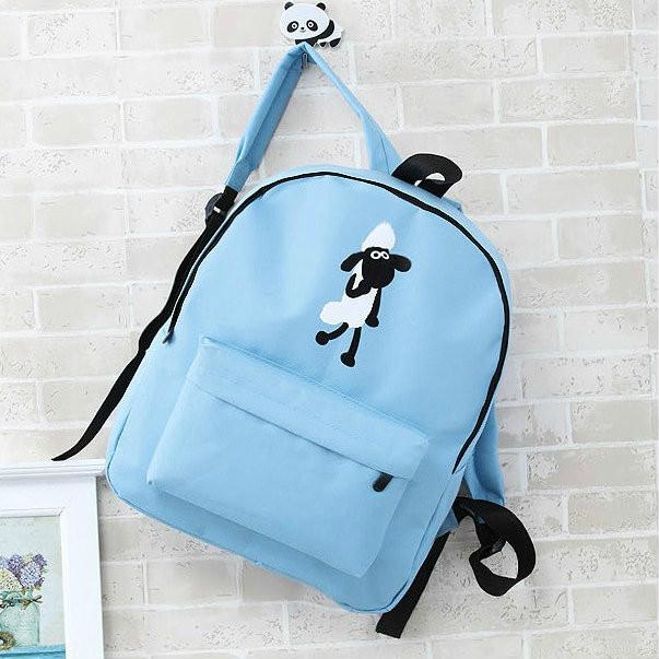 Рюкзак с рисунком Овечки