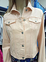 Джинсовый пиджак Sisley
