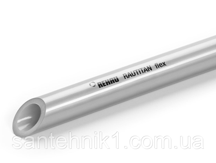 Труба Rehau Rautitan Flex 20х2.8 мм для водоснабжения и отопления