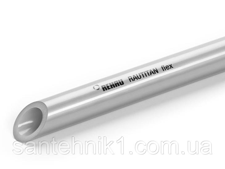 """Труба Rehau Rautitan Flex 25х3.5 мм для водоснабжения и отопления - """"СК отопление"""" в Киеве"""