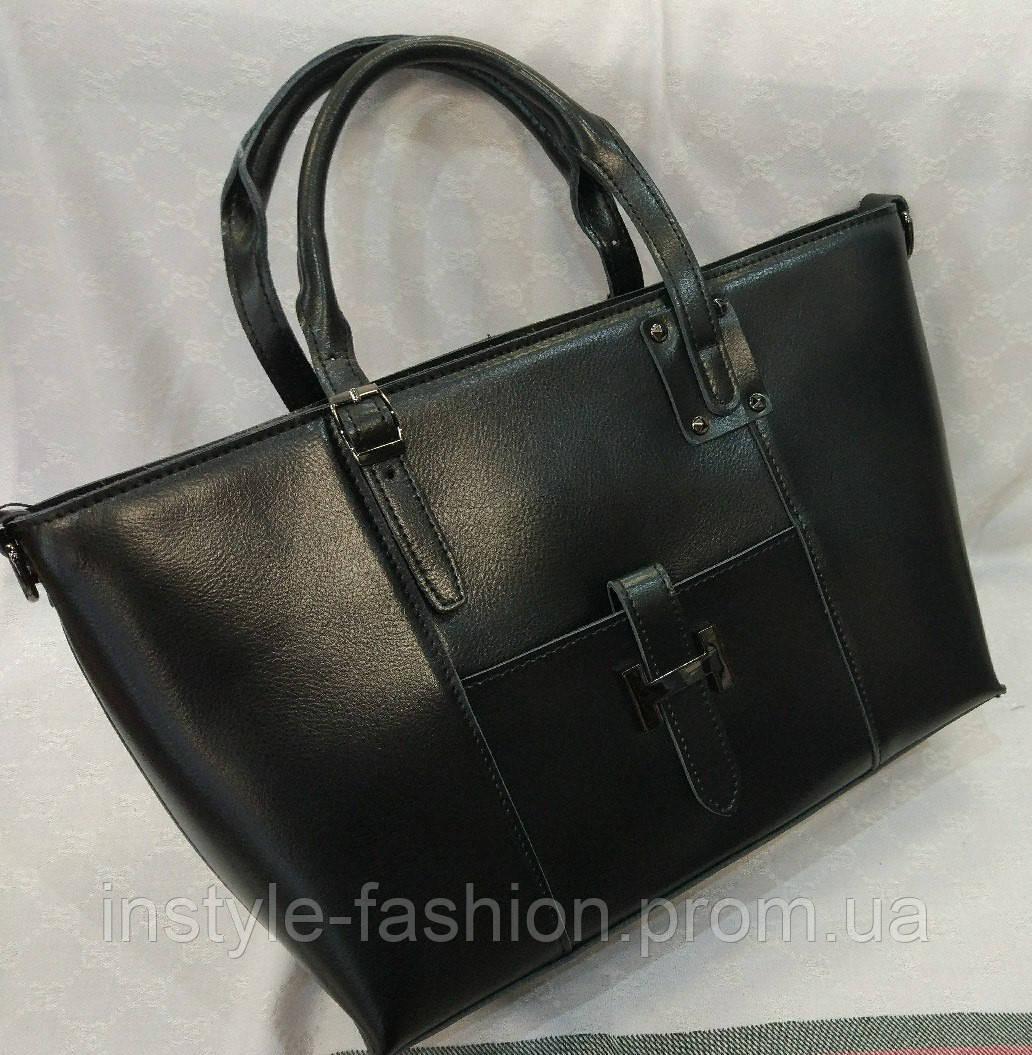 23d17c1d3fbf Сумка кожаная брендовая цвет черный: купить недорого копия продажа ...