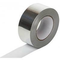 Высокотемпературная алюминиевая лента 30 микрон 75 мм x 50 м