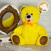 Плюшевый медвежонок Малыш, 60 см, желтый, фото 4