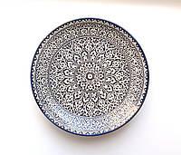 Тарелка d 32 см. Узбекистан