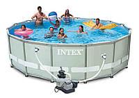 Каркасный Бассейн Intex 28324 (54924). Ultra Frame - 488 x 122 см, фото 1