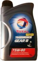 трансмиссионное масло 75W-80