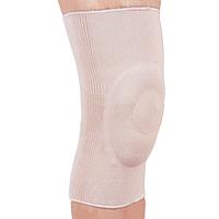 Бандаж эластичный на коленный сустав с гелевым кольцом ES-710