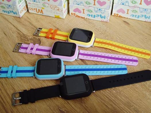 Smart baby watch Q100s. Оригинал