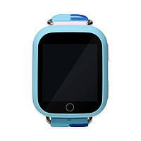 Smart baby watch Q100s. Оригинал Синие