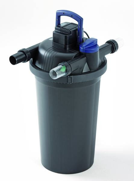 Напорный фильтр для пруда OASE FiltoСlear 30000