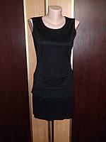 Платье с замком на спине