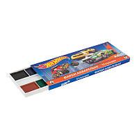 Краски акварельные в картонной упаковке Hot Wheels, 12 цветов