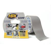 Высококачественная армированная лента НРХ серебристый 50 мм х 5 м