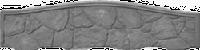 Пазловый бут верх 2000×500 мм