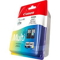 Комплект картриджей Canon PG-440 + CL-441, MG2140/3140 (5219B005)
