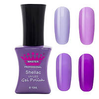 Гель-лаки Master Purple System, 10ml